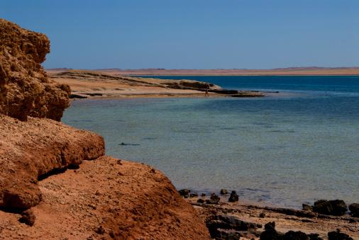 Red Sea「Coast along the Red Sea (Gulf of Aqaba).」:スマホ壁紙(18)