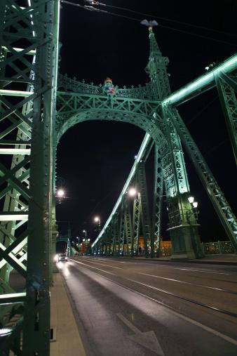 Railway「Freedom bRidge at night」:スマホ壁紙(1)