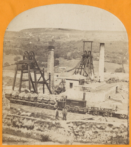 Coal Mine「Ebbw Vale Colliery」:写真・画像(19)[壁紙.com]