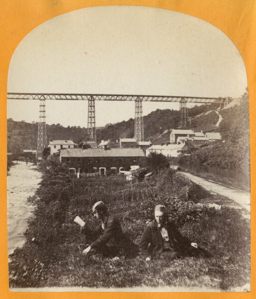 Two People「Crumlin Viaduct」:写真・画像(2)[壁紙.com]