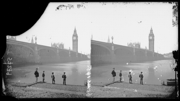 Water's Edge「Low Tide At Westminster」:写真・画像(3)[壁紙.com]