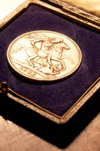 Cavalry「Gold coin」:スマホ壁紙(19)