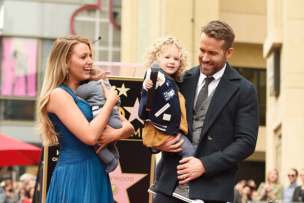 Daughter「Ryan Reynolds Honored With Star On The Hollywood Walk Of Fame」:写真・画像(16)[壁紙.com]