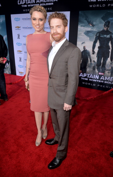 "El Capitan Theatre「Marvel's ""Captain America: The Winter Soldier"" Premiere - Red Carpet」:写真・画像(19)[壁紙.com]"