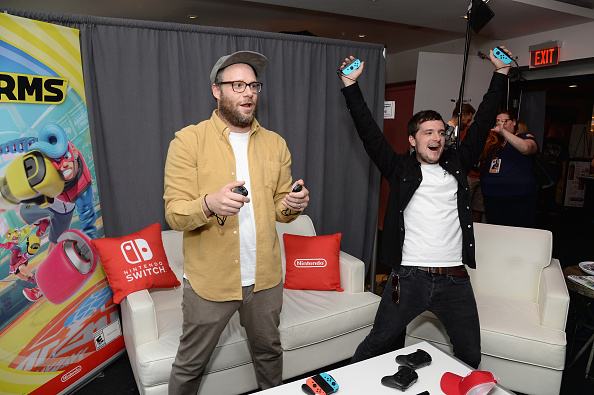 Television Show「Nintendo At The TV Insider Lounge At Comic-Con International 2017」:写真・画像(14)[壁紙.com]