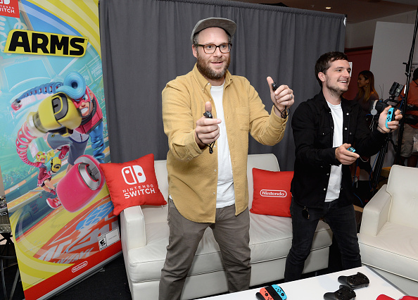 Television Show「Nintendo At The TV Insider Lounge At Comic-Con International 2017」:写真・画像(16)[壁紙.com]
