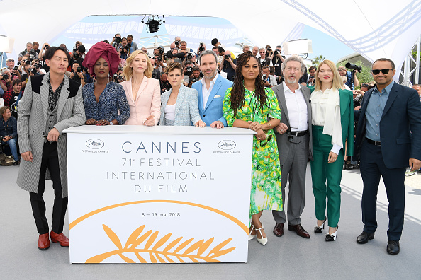 Cannes International Film Festival「Jury Photocall - The 71st Annual Cannes Film Festival」:写真・画像(8)[壁紙.com]
