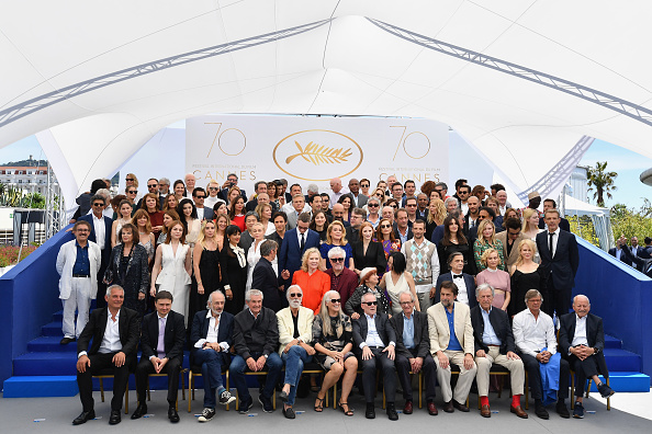 カンヌ国際映画祭「70th Anniversary Photocall - The 70th Annual Cannes Film Festival」:写真・画像(5)[壁紙.com]