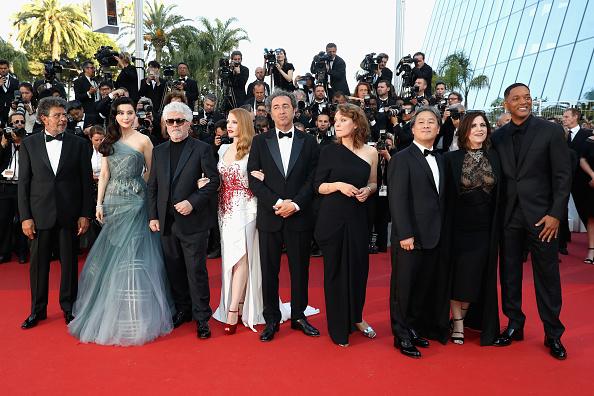 俳優 ウィル・スミス「Closing Ceremony Red Carpet Arrivals - The 70th Annual Cannes Film Festival」:写真・画像(9)[壁紙.com]