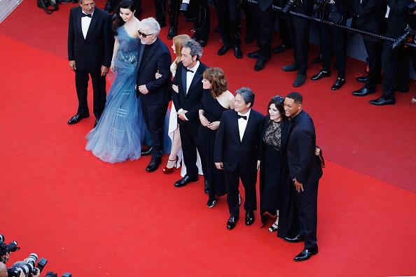 俳優 ウィル・スミス「Closing Ceremony Red Carpet Arrivals - The 70th Annual Cannes Film Festival」:写真・画像(5)[壁紙.com]