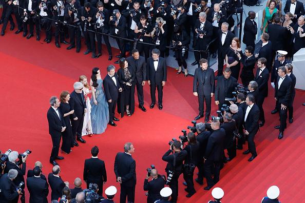 俳優 ウィル・スミス「Closing Ceremony Red Carpet Arrivals - The 70th Annual Cannes Film Festival」:写真・画像(4)[壁紙.com]