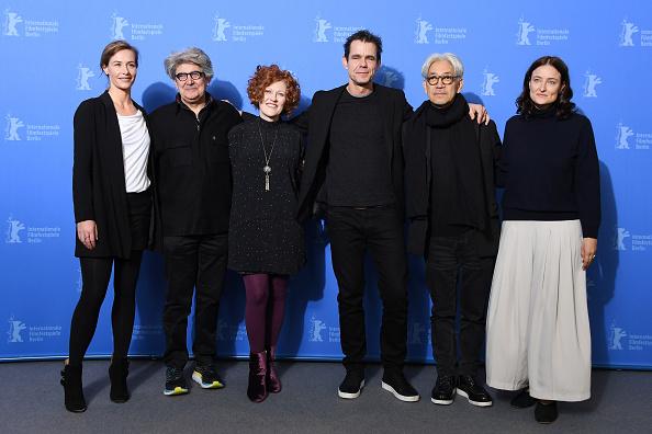 Jury - Entertainment「International Jury Photo Call - 68th Berlinale International Film Festival」:写真・画像(17)[壁紙.com]