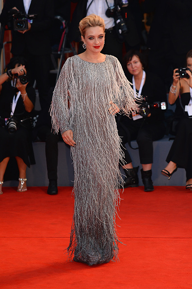 Film Festival「Suspiria Red Carpet Arrivals - 75th Venice Film Festival」:写真・画像(7)[壁紙.com]