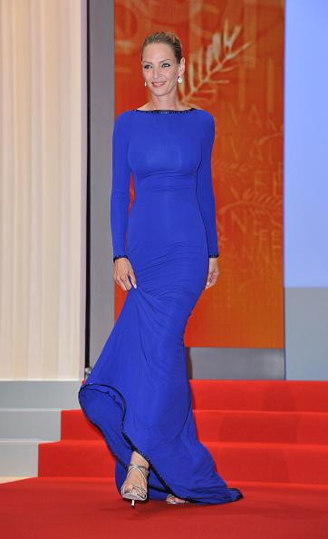 Sleeved Dress「Closing Ceremony - 64th Annual Cannes Film Festival」:写真・画像(5)[壁紙.com]