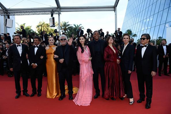 俳優 ウィル・スミス「70th Anniversary Red Carpet Arrivals - The 70th Annual Cannes Film Festival」:写真・画像(19)[壁紙.com]