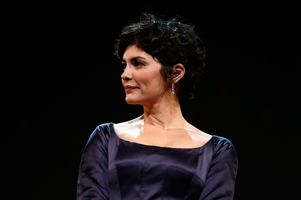 Audrey Tautou「Opening Ceremony Inside - 65th Berlinale International Film Festival」:写真・画像(4)[壁紙.com]