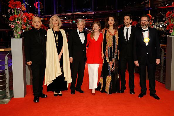 Berlin International Film Festival「Closing Ceremony Red Carpet Arrivals - 67th Berlinale International Film Festival」:写真・画像(8)[壁紙.com]