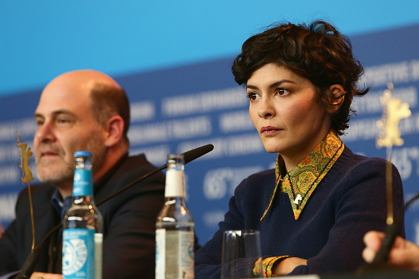 Audrey Tautou「International Jury Press Conference - 65th Berlinale International Film Festival」:写真・画像(4)[壁紙.com]