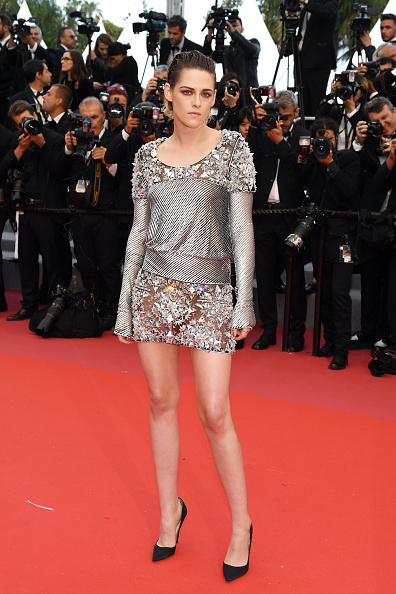 "Kristen Stewart「""BlacKkKlansman"" Red Carpet Arrivals - The 71st Annual Cannes Film Festival」:写真・画像(4)[壁紙.com]"