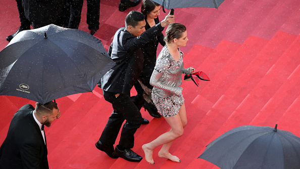 Kristen Stewart「Instant View - The 71st Annual Cannes Film Festival」:写真・画像(1)[壁紙.com]