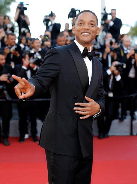 俳優 ウィル・スミス「'Ismael's Ghosts (Les Fantomes d'Ismael)' & Opening Gala Red Carpet Arrivals - The 70th Annual Cannes Film Festival」:写真・画像(10)[壁紙.com]