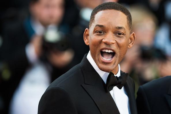 俳優 ウィル・スミス「'Ismael's Ghosts (Les Fantomes d'Ismael)' & Opening Gala Red Carpet Arrivals - The 70th Annual Cannes Film Festival」:写真・画像(7)[壁紙.com]