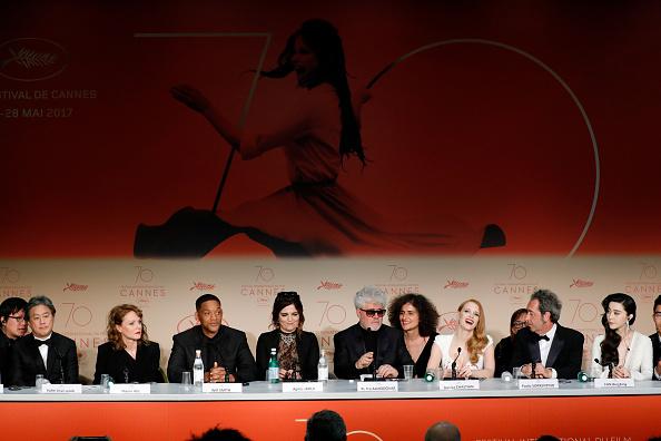 俳優 ウィル・スミス「Palme D'Or Winner Press Conference - The 70th Annual Cannes Film Festival」:写真・画像(3)[壁紙.com]
