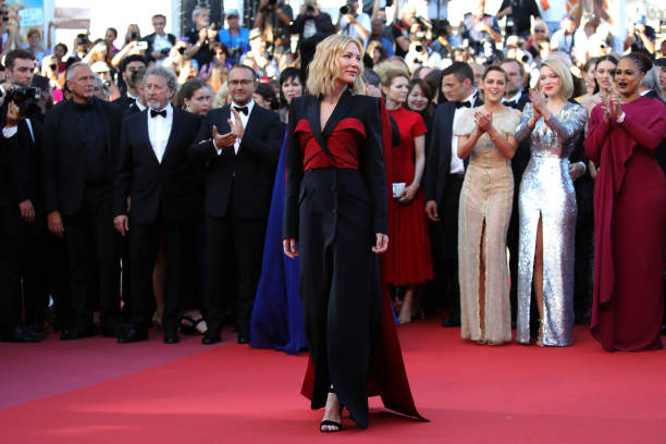 """Closing Ceremony & """"The Man Who Killed Don Quixote"""" Red Carpet Arrivals - The 71st Annual Cannes Film Festival:ニュース(壁紙.com)"""