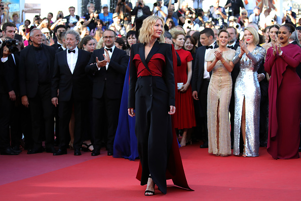 "Cannes International Film Festival「Closing Ceremony & ""The Man Who Killed Don Quixote"" Red Carpet Arrivals - The 71st Annual Cannes Film Festival」:写真・画像(4)[壁紙.com]"