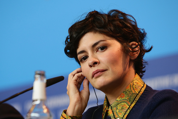 Audrey Tautou「International Jury Press Conference - 65th Berlinale International Film Festival」:写真・画像(12)[壁紙.com]