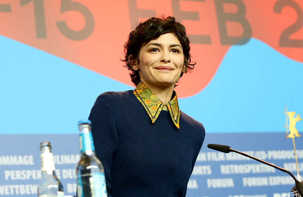 Audrey Tautou「International Jury Press Conference - 65th Berlinale International Film Festival」:写真・画像(16)[壁紙.com]