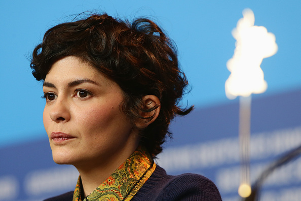 Audrey Tautou「International Jury Press Conference - 65th Berlinale International Film Festival」:写真・画像(13)[壁紙.com]