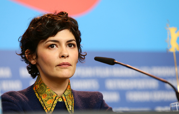 Audrey Tautou「International Jury Press Conference - 65th Berlinale International Film Festival」:写真・画像(7)[壁紙.com]