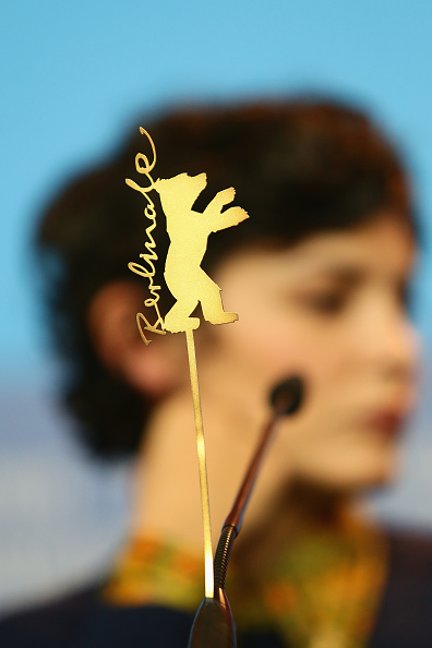 Audrey Tautou「International Jury Press Conference - 65th Berlinale International Film Festival」:写真・画像(15)[壁紙.com]