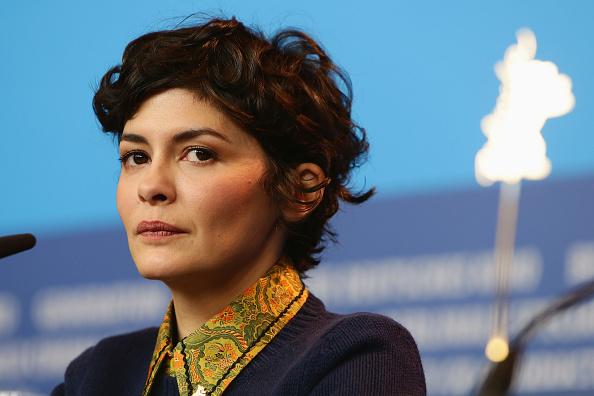 Audrey Tautou「International Jury Press Conference - 65th Berlinale International Film Festival」:写真・画像(1)[壁紙.com]