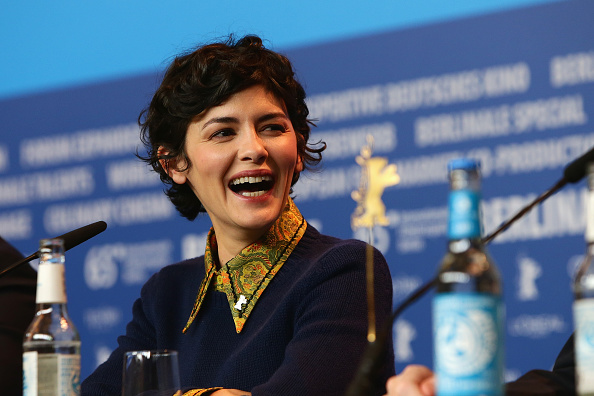 Audrey Tautou「International Jury Press Conference - 65th Berlinale International Film Festival」:写真・画像(10)[壁紙.com]