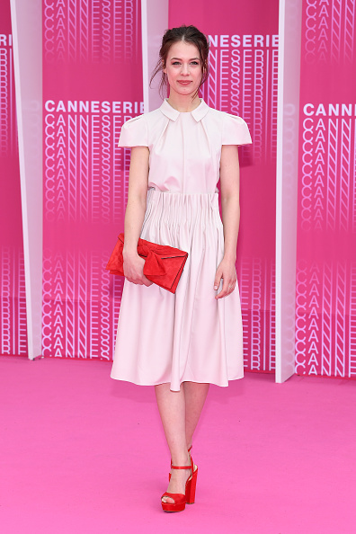 "Red Purse「""Miguel"" and ""Undercover"" Pink Carpet Arrivals - The 1st Cannes International Series Festival」:写真・画像(6)[壁紙.com]"