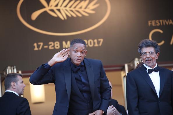 俳優 ウィル・スミス「70th Anniversary Red Carpet Arrivals - The 70th Annual Cannes Film Festival」:写真・画像(15)[壁紙.com]