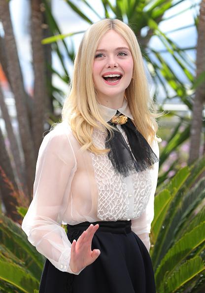 Elle Fanning「Jury Photocall - The 72nd Annual Cannes Film Festival」:写真・画像(8)[壁紙.com]