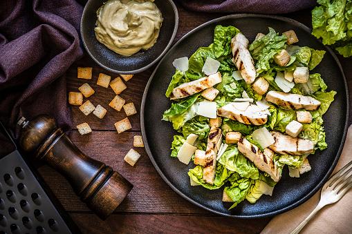Chicken Meat「Fresh chicken salad」:スマホ壁紙(11)