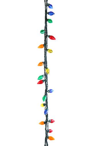 Christmas Lights「String of Christmas Lights」:スマホ壁紙(18)