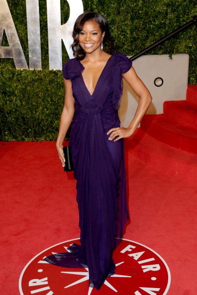 Cap Sleeve「2011 Vanity Fair Oscar Party Hosted By Graydon Carter - Arrivals」:写真・画像(17)[壁紙.com]