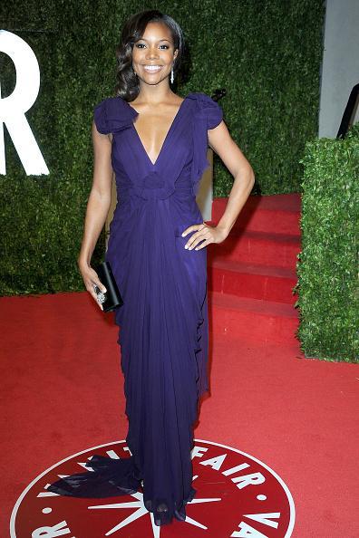 Cap Sleeve「2011 Vanity Fair Oscar Party Hosted By Graydon Carter - Arrivals」:写真・画像(16)[壁紙.com]