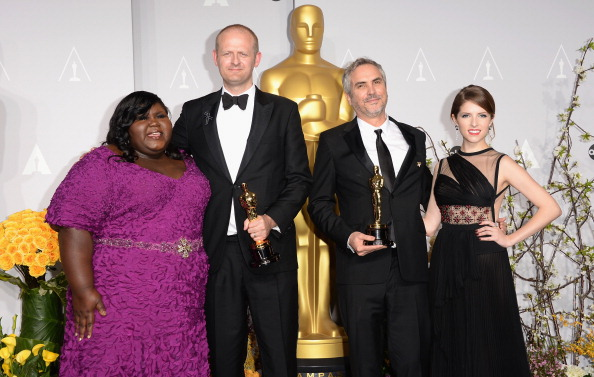 Anna Kendrick「86th Annual Academy Awards - Press Room」:写真・画像(10)[壁紙.com]
