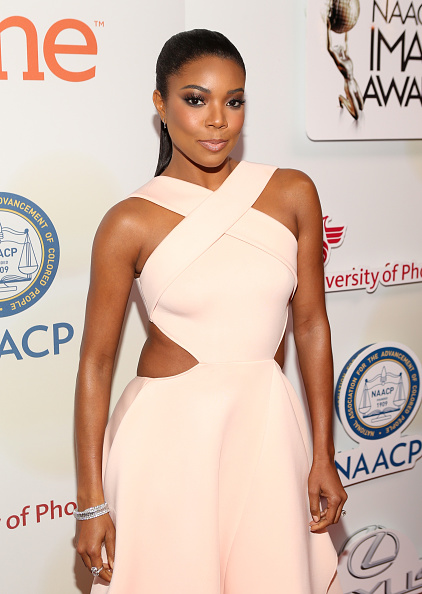 White Gold「46th NAACP Image Awards Presented By TV One - Red Carpet」:写真・画像(8)[壁紙.com]