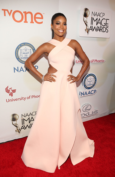 White Gold「46th NAACP Image Awards Presented By TV One - Red Carpet」:写真・画像(7)[壁紙.com]