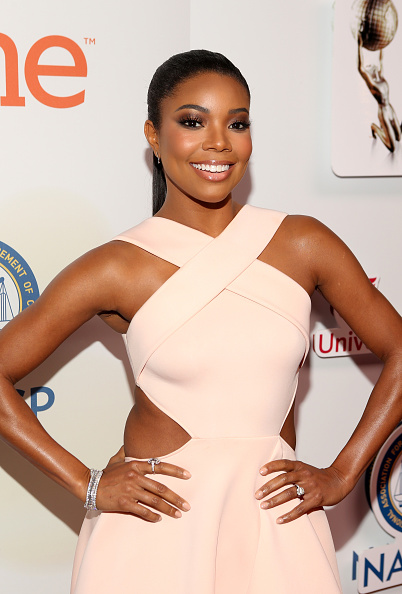White Gold「46th NAACP Image Awards Presented By TV One - Red Carpet」:写真・画像(9)[壁紙.com]