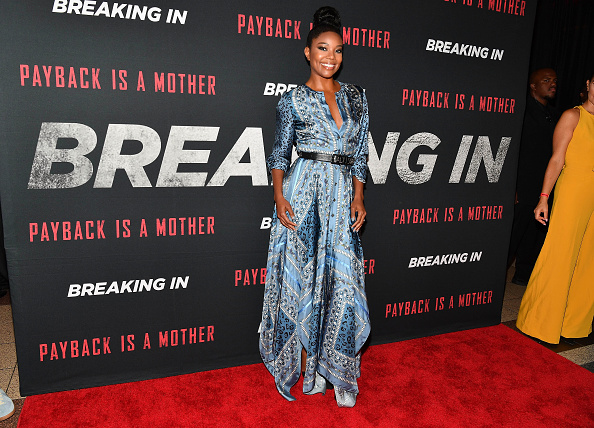 Incidental People「BREAKING IN Star and Producer Gabrielle Union, & Producer Will Packer Attend Private Screening at Regal Atlantic Station in Atlanta」:写真・画像(9)[壁紙.com]