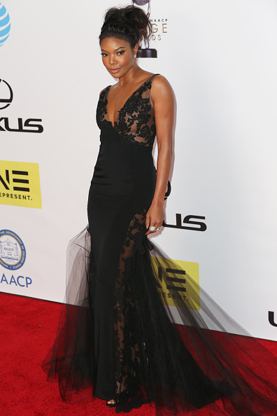 Gabrielle Union「47th NAACP Image Awards Presented By TV One - Arrivals」:写真・画像(16)[壁紙.com]