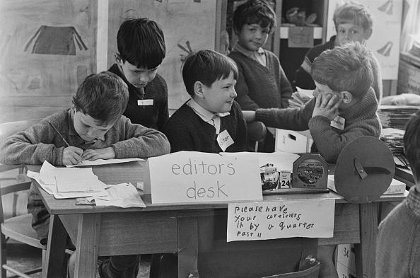 Classroom「Editors Desk」:写真・画像(11)[壁紙.com]